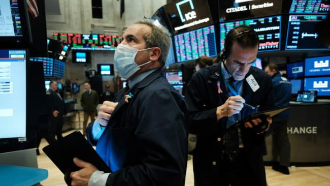 US market drags second consecutive day by technology stocks - Sakshi