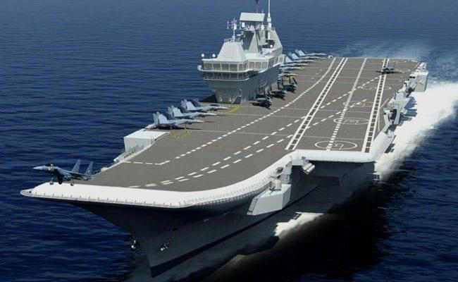 2 Arrested For Theft Aboard Aircraft Carrier Cochin Shipyard - Sakshi