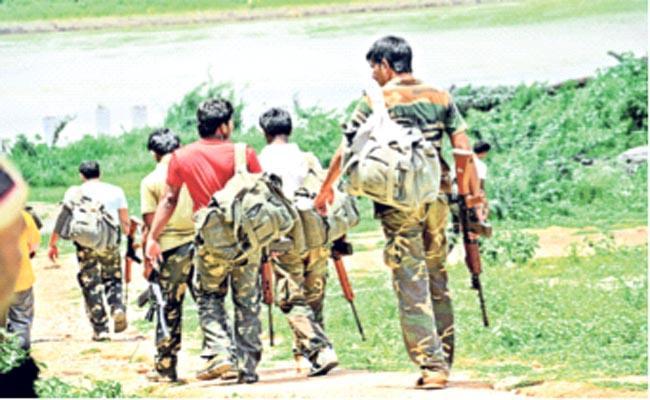 Maoist Encounter: Red Alert At Borders In Warangal - Sakshi