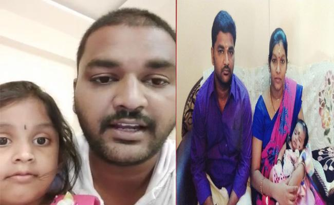 Man Kills Daughter And Committed Self Elimination In Chittoor - Sakshi