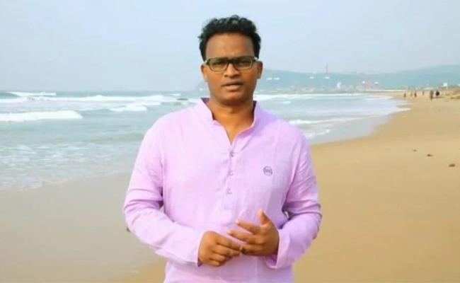 Another Case Filed On Nutan Naidu In Gajuwaka Police Station - Sakshi