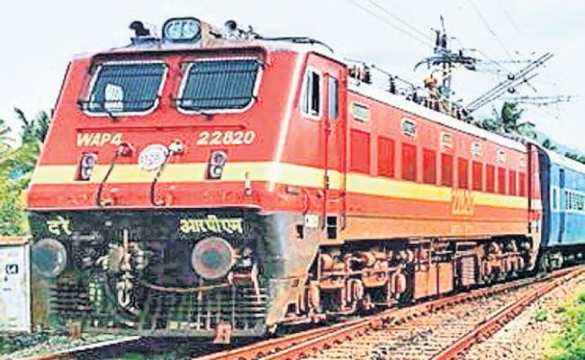 80 new special trains to start from Sept 12 - Sakshi