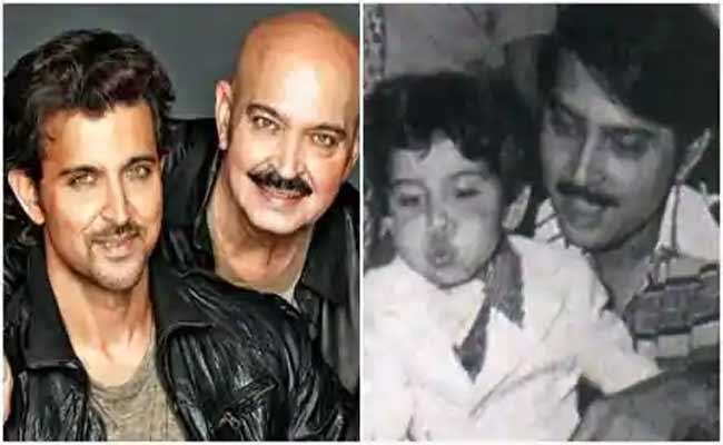 Hrithik Roshan Praises His Father On Her Birthday  - Sakshi