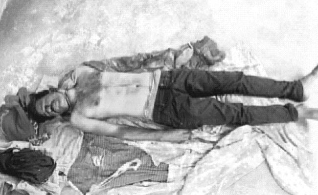 Man Murdered For Job In Mancherial - Sakshi