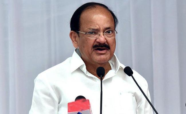 Venkaiah Naidu Appreciates AP Government On Webinar - Sakshi