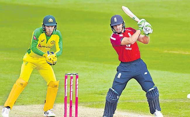 England Won T20 Series Against Australia - Sakshi