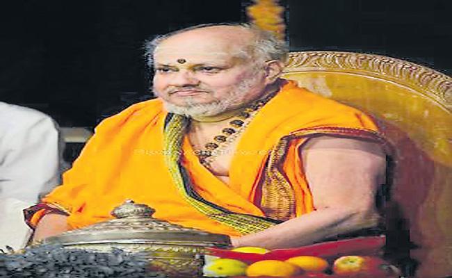 Swami Kesavananda Bharati pass away - Sakshi