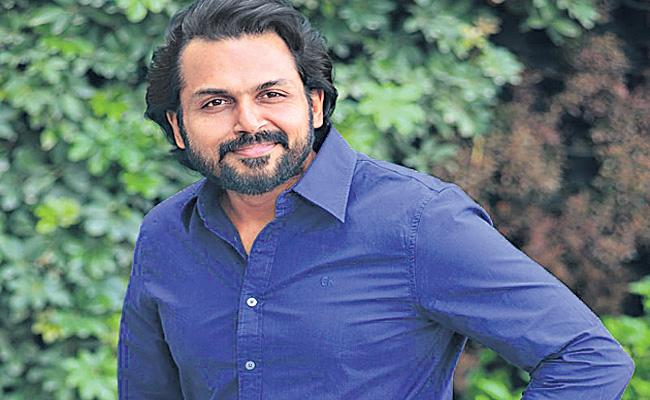 Karthi to play dual roles in his next film with PS Mithran - Sakshi