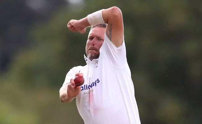 England Cricketer Mitch Claydon Banned For Sticking Sanitizer To The Ball - Sakshi