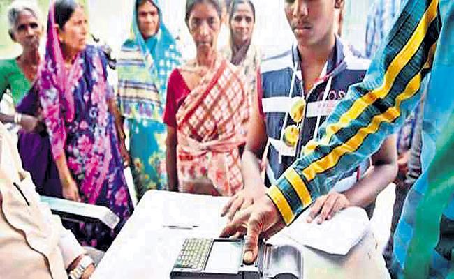 AP Govt Actions On Ration Illegals - Sakshi