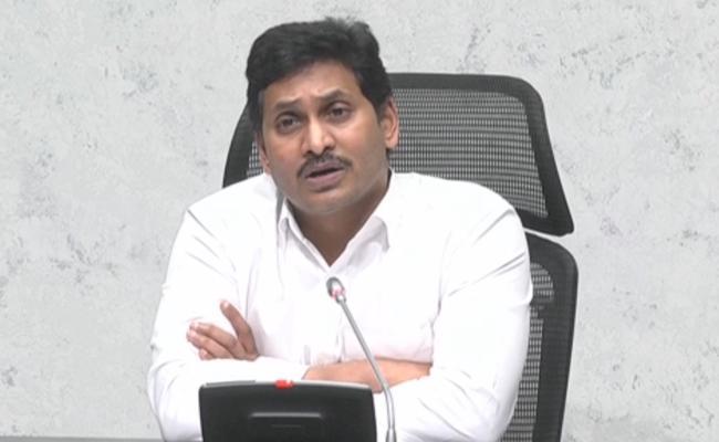 CM YS Jagan Speech On YSR Sampurna Poshana Schems - Sakshi
