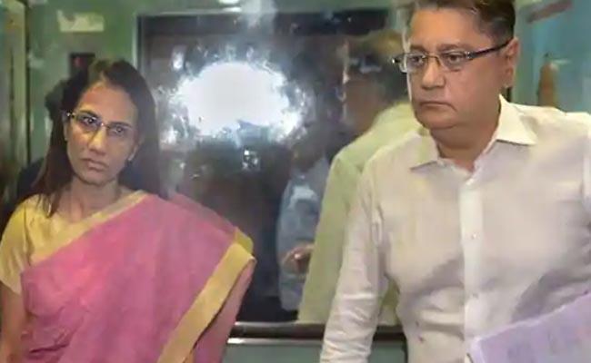 ICICI scam: ED arrests former ICICI Bank CEO Chanda Kochhar husband - Sakshi