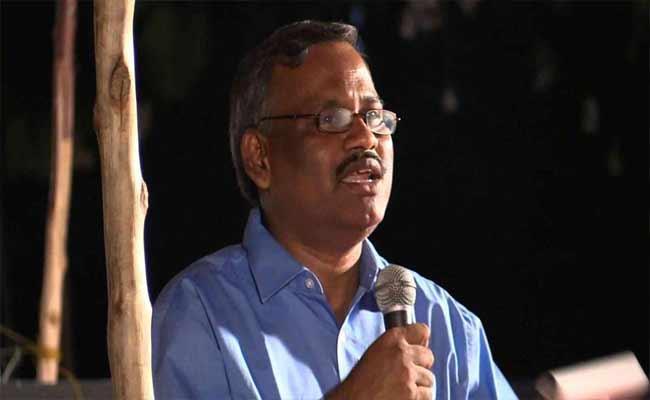 NIA Give Notices To Eflu Professor Satyanarayana - Sakshi