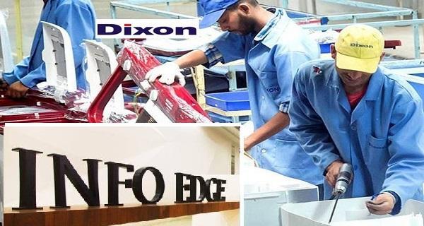 Info Edge India- Dixon technologies jumps on Q1 - Sakshi