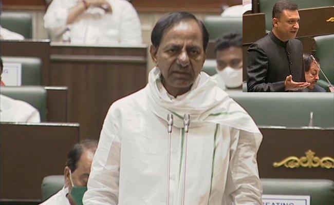 MIM Oppose Resolution Bharat Ratna TO PV Narasimha Rao - Sakshi
