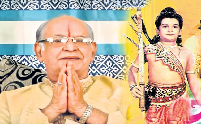 Anaparthi Nagraj paaa away - Sakshi