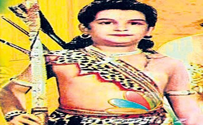 Anaparthi Nagraj Who Acted Lava Kusha Character Passed Away Due To Heart Attack - Sakshi