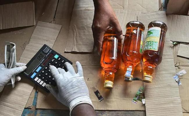 Alcohol Consumption Decreased By 65 Percent In AP - Sakshi