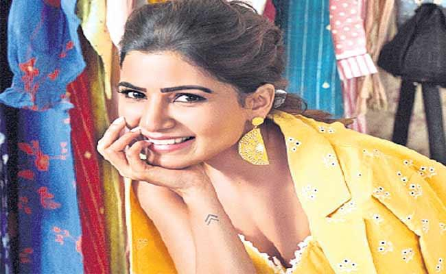 Samantha Akkineni Launches Her Own Fashion Brand Saaki - Sakshi