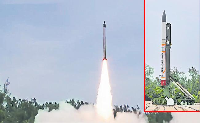 India successfully tests hypersonic technology demonstrator with scramjet engine - Sakshi