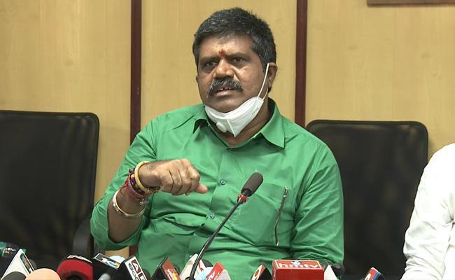 Avanthi Srinivasa Rao Talks In Press Meet Over Visakha Tourism In Visakhapatnam - Sakshi