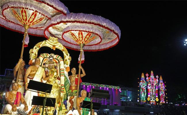 Srivari Salakatla Brahmotsavam Starts From September 19th - Sakshi