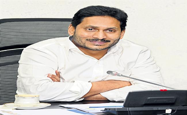 CM YS Jagan Comments On Sand And Alcohol Smuggling - Sakshi
