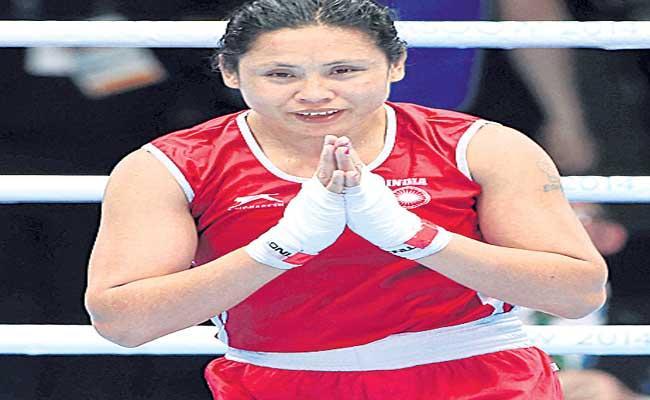 Boxer Saritha Devi Tested Negative Of Coronavirus - Sakshi