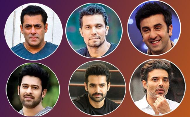 Most Eligible Bachelors In Bollywood and Tollywood - Sakshi