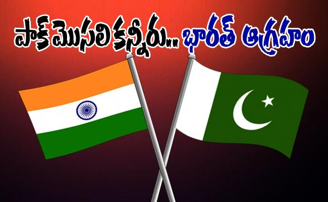 Do Not Play Victim Card India Hits Out at Pakistan On Terrorism - Sakshi