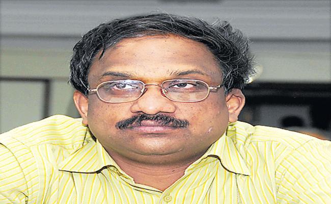 Professor Nageshwar as MLC Independent Candidate - Sakshi