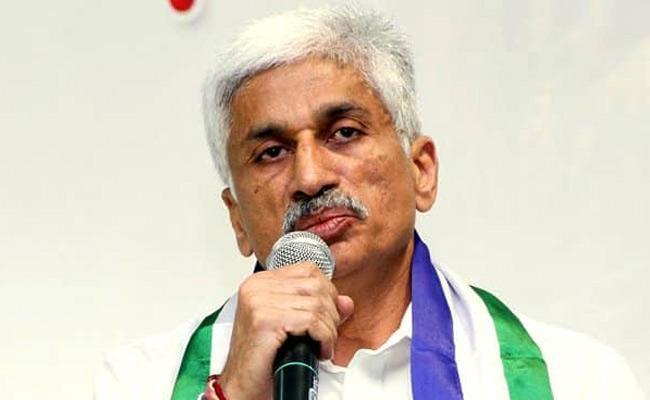 MP Vijay Sai Reddy Slams On Chandrababu Over Agency Development - Sakshi