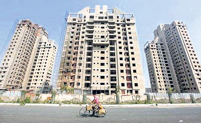 Housing sales demand in small cities - Sakshi