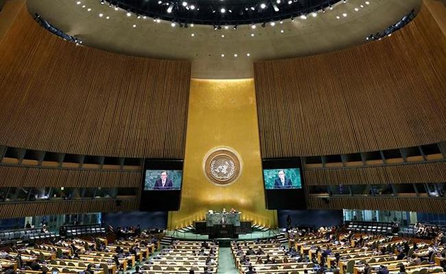 United Nations General Assembly Sessions Are Completed - Sakshi