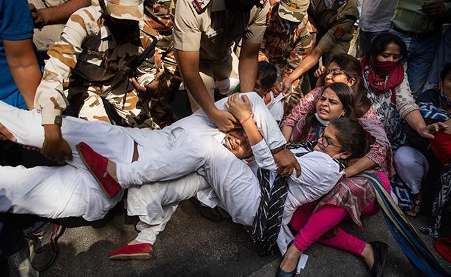 Bhim Army Chief Put Under House Arrest After Protests - Sakshi