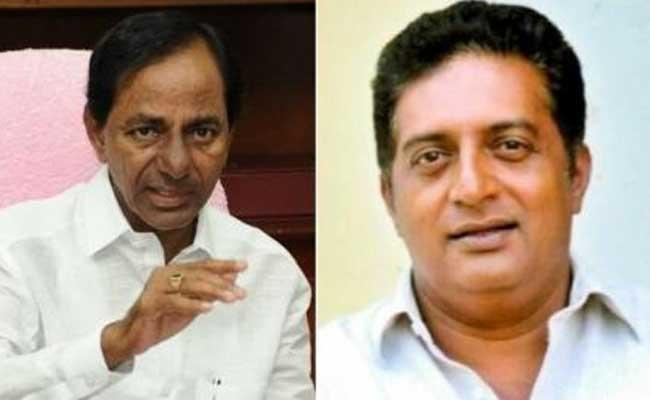 prakash raj Accepted green india challenge - Sakshi