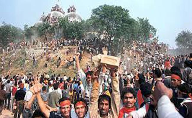 Inside account of what happened on 6 December 1992 - Sakshi