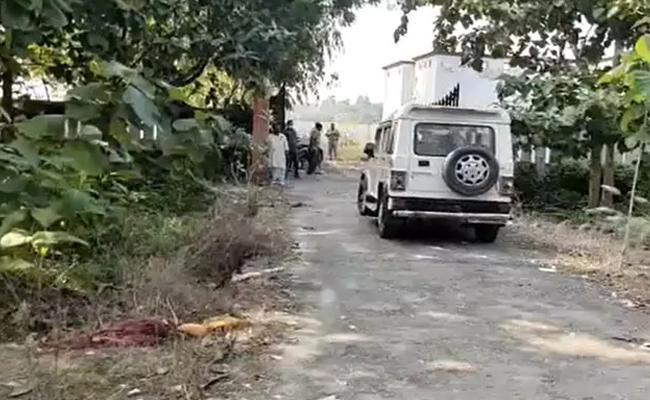After Hatras two more horrors in UP Balrampur, Azamgar - Sakshi