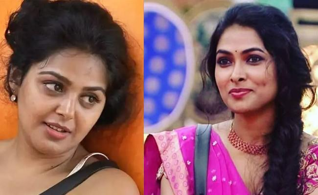 Bigg Boss 4 Telugu: Divi Comments On Triangle Love Story - Sakshi