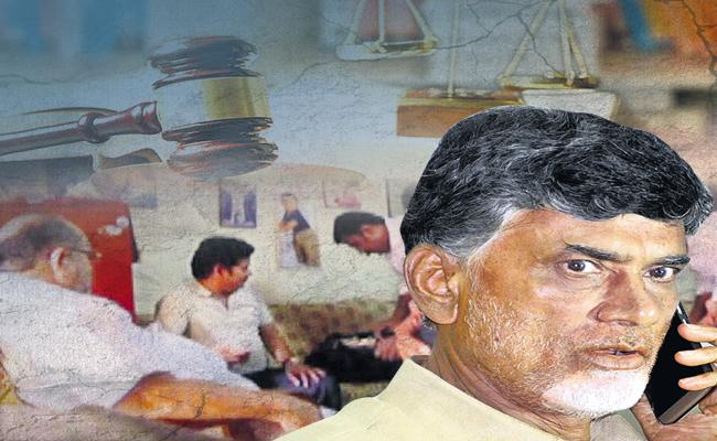 Chandrababu Naidu Illegal Assets Case For daily trial - Sakshi