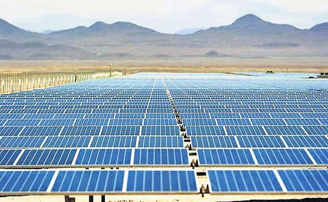 AP Govt All set for thousand watt mega plant - Sakshi