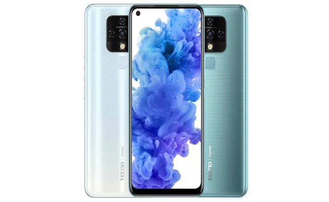 Tecno Camon 16 With Quad Rear Cameras Launched - Sakshi