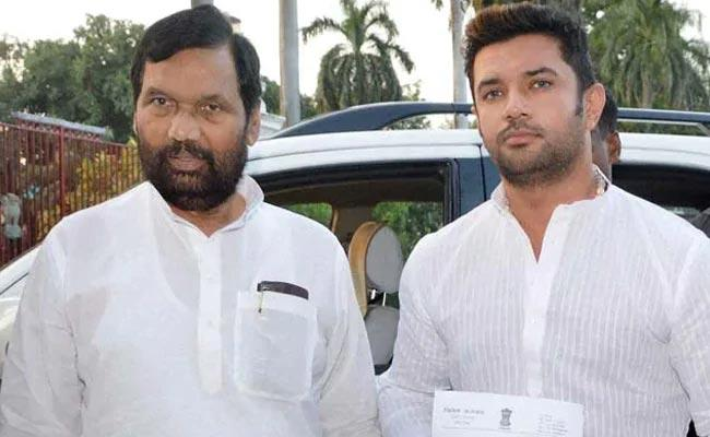Chirag paswan Solo Contesting In Bihar Assembly Elections - Sakshi