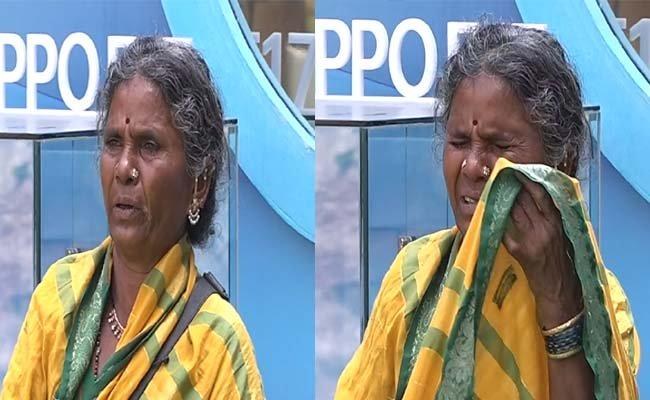 Bigg Boss 4 Telugu: Gangavva Out From Bigg Boss Due To Health Issues - Sakshi
