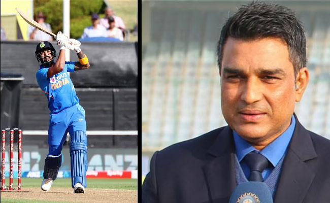Sanjay Manjrekar comments on KL Rahul batting - Sakshi