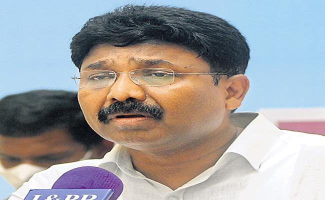 Adimulapu Suresh Comments On Chandrababu - Sakshi