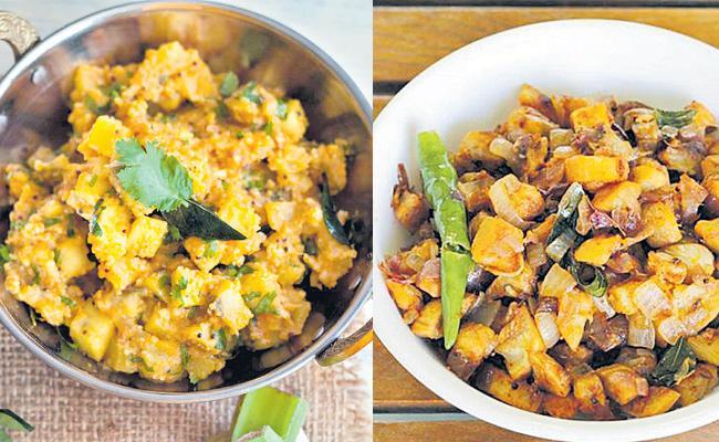 Banana Special Varieties Recipes In Sakshi Food