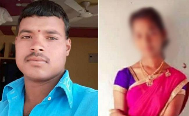 Lovers Committed Suicide In Venkatapur Siddipet - Sakshi