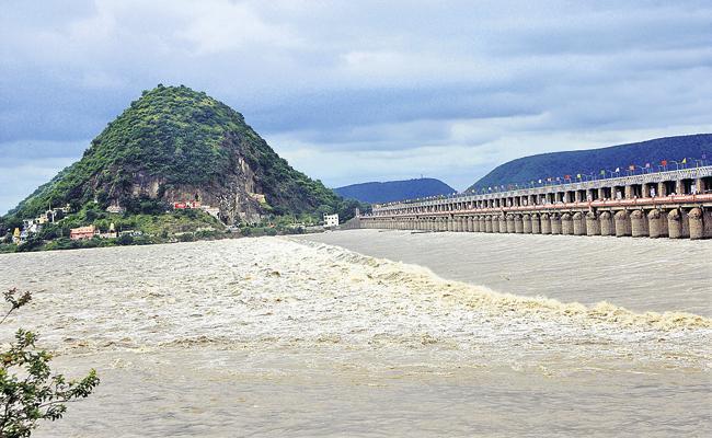 Abundant Rainfall In Andhra Pradesh - Sakshi