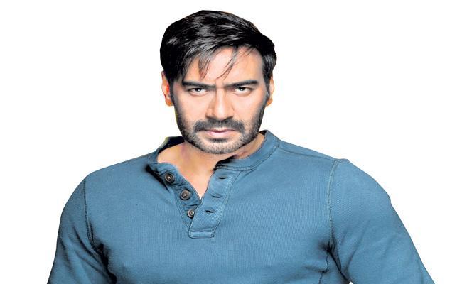 Ajay Devgn to play Lord Shiva in Prabhas Film - Sakshi